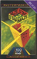 Star Maze 2 box cover