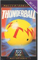 Thunderball box cover