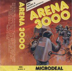 Arena 3000 box cover