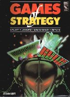 Games Of Strategy box cover