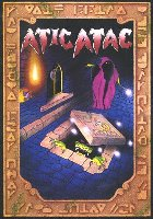 Atic Atac box cover