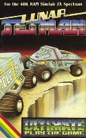 Lunar Jetman box cover