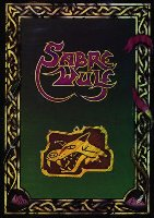 Sabre Wulf box cover