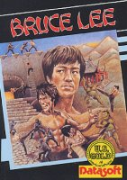 Bruce Lee box cover