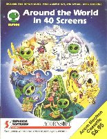 Around The World In 40 Screens box cover