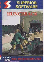 Hunchback box cover