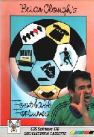 Brian Cloughs Football Fortunes box cover