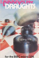 Draughts box cover