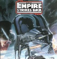 Empire Strikes Back box cover