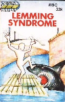 Lemming Syndrome box cover