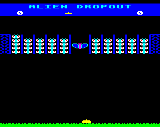 Alien Dropout screenshot