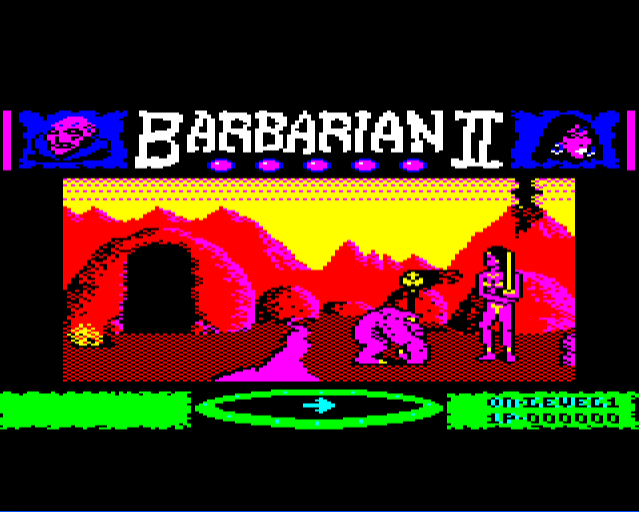 Barbarian 2 screenshot